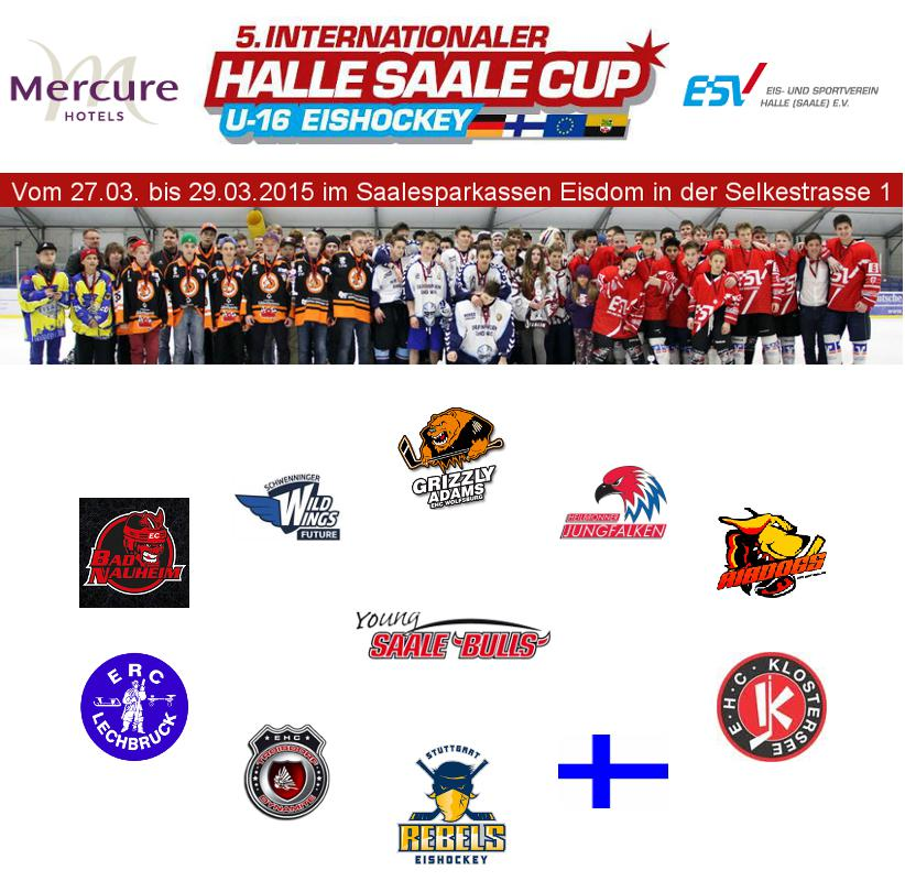 Halle Saale Cup